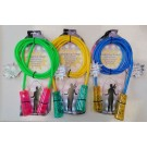 Lightening Jumping/Skipping Rope - 210cm - Assorted Colours