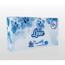 Little Duck Luxe Luxury Super Soft Tissues - 2 Ply - 200mm x 190mm - Pack of 90