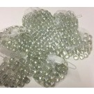Clear Glass Round Marbles - 400G