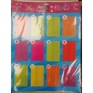 Educational Posters - Addition & Subtraction Practice - Pack of 2 - 56 x 43cm