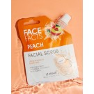 Face Facts Facial Scrub - Peach - 60ml