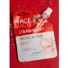 Face Facts Facial Scrub - Strawberry - 60ml