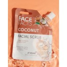 Face Facts Facial Scrub - Coconut - 60ml