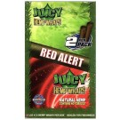 Juicy Hemp Wraps - Red Alert - Pack Of 50 (25 X 2)