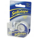 Home Office Sellotape Clever Tape with Dispenser - 18mm x 15m