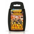 A to Z Star Wars Rebel Top Trumps Play Cards