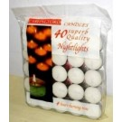 Carlingford Superb Quality Tea Light Candles - Pack of 40
