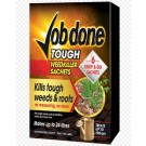 Job Done Tough Weed Killer Sachets - Pack of 6 x 8G