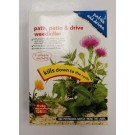 Wilko Path, Patio & Drive Weed Killer - 8G - Pack of 5