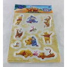 Disney 3D Stickers - Winnie The Pooh - Pack Of 9