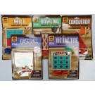 2 Players Wooden Travel Games - Assorted Games - 24 x 16cm