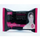 XBC - Purifying Daily Use Revitalising Charcoal Cleansing Wipes - Pack of 25 Wipes