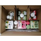 Yankee Candle Value Pack - Scented Candles & Candle Jars - 1 Kg - 35 x24 x 14cm