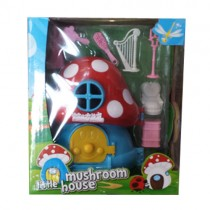 Kids Mushroom Toy Play House