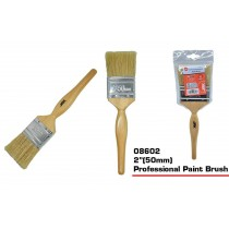 JAK Professional Paint Brush with Wooden Handle - 2""