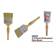 JAK Professional Paint Brush with Wooden Handle - 3""
