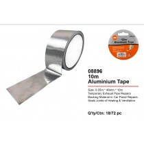 JAK Ducts and Joints Sealing Aluminium Tape - 4.8cm x 10m