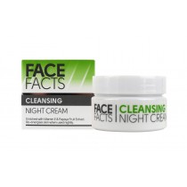 Face Facts Cleansing Night Cream - 50ml
