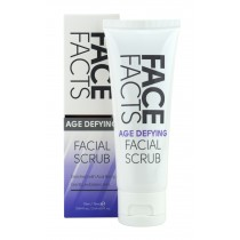 Face Facts Age Defying Facial Scrub - 75ml