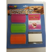 Pet Touch - Complete Flea Detection Kit
