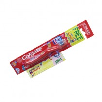 Colgate Kids Toothbrush With Wax Crayons