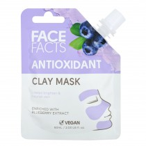 Face Facts Antioxidant Clay Mask - 60ml
