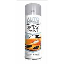 Auto Extreme Spray Paint for the Perfect Finish - Clear Lacquer - 250ml