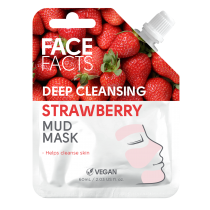 Face Facts Deep Cleansing Mud Mask - Strawberry - 60ml