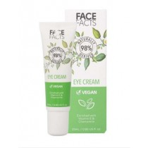 Face Facts 98% Naturally Derived Eye Cream - 25ml