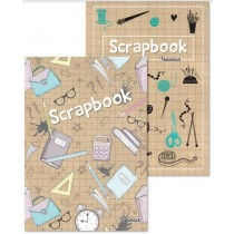 A4 Kids Scrapbook - Assorted Design
