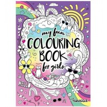 My Fun Colouring Book for Girls - 0% VAT