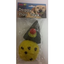 SQUEAKY PET DOG TOYS - PACK OF 2