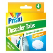 Prism Descaler Tabs - Pack of 4