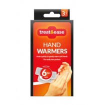 Treat & Ease Hand Warmers - Pack of 3 - Exp: 07/23