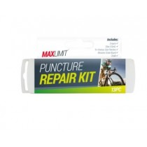 Max Limit 13 Pieces Puncture Repair Kit