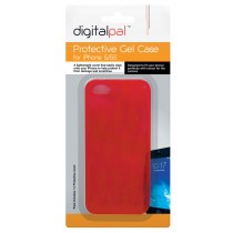 Digitalpal Protective Gel Cover For I Phone 5/5S - 2 Assorted Colours - Colours Vary