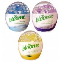 Round Gel Ball Air Freshener By Bloome - 240Grams - Full Mix