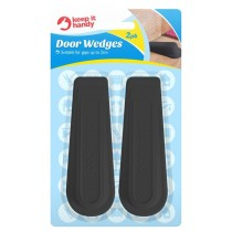 Door Stopper Wedges - Pack Of 2 - Price marked £1