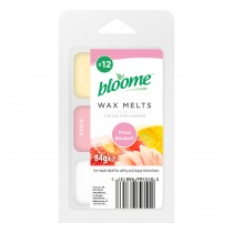 Bloome Wax Melts - Floral Bouquet - 71Grams - Pack of 12