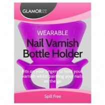 Glamorize Wearable Nail Varnish Bottle Holder