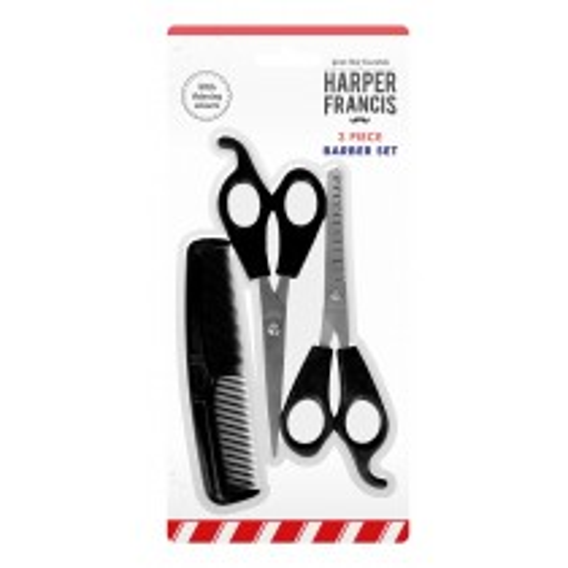 Harper Francis 3 Piece Barber Set