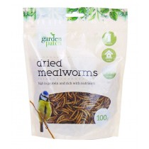 Garden Patch Dried Meal Worms - 100g - Exp: 11/20