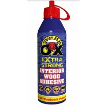 Strong As An Ox - Extra Strong Interior Wood Adhesive - 500ml - Exp: 12/22