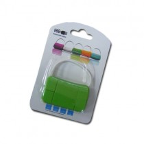 Compact 2 In 1 Micro And Iphone 4 Usb Sd Data Sync Charger Cable - Colours May Vary
