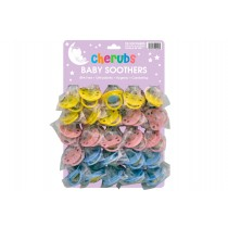 Cherubs Baby Soothers - Pack of 25