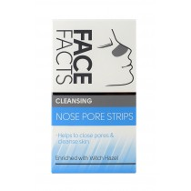 Face Facts Cleansing Nose Pore Strips - Pack of 6