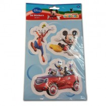 Disney 3D Stickers - Mickey Mouse - Pack Of 3