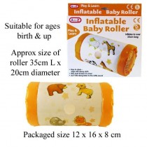 A to Z Inflatable Baby Roller - 35cm
