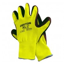 Dekton Latex Foam Ultimate Comfort Working Gloves - 10XL