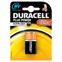 Duracell Plus Power 9V Battery